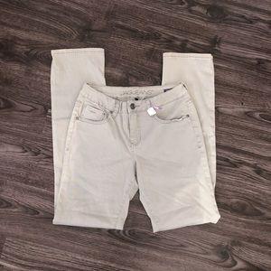 Jag Jeans Mid Rise Straight Leg  6 Jeans J1-8